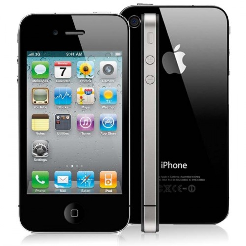Apple iPhone 4 16GB (bell mobility)